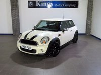 2011 MINI HATCH ONE 1.6 ONE D 3dr £5481.00