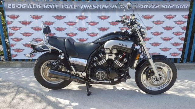 View our YAMAHA V-MAX