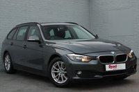 USED 2014 14 BMW 3 SERIES 2.0 320D EFFICIENTDYNAMICS BUSINESS TOURING 5d 161 BHP 1 OWNER+FSH+HEATED SEATS+NAV