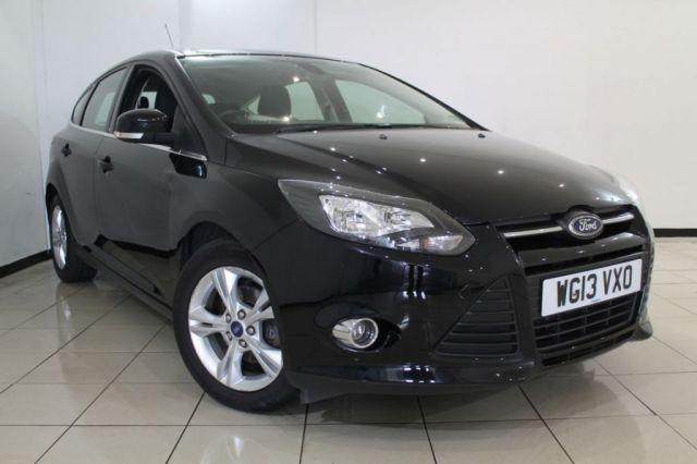View our 2013 13 FORD FOCUS 1.6 ZETEC 5DR AUTOMATIC 124 BHP