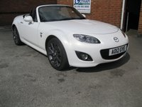 USED 2012 12 MAZDA MX-5 2.0 I ROADSTER VENTURE EDITION 2d 158 BHP