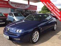 USED 2003 53 ALFA ROMEO GTV 2.0 T.SPARK 16V LUSSO 2d 148 BHP