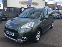 USED 2014 14 PEUGEOT PARTNER 1.6 HDI TEPEE OUTDOOR 5d 112 BHP