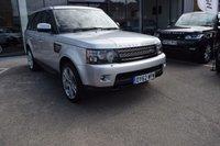2012 LAND ROVER RANGE ROVER SPORT 3.0 SDV6 HSE LUXURY 5d AUTO 255 BHP £SOLD