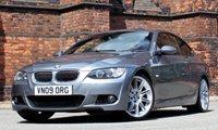 2009 BMW 3 SERIES 3.0 325I M SPORT HIGHLINE 2d AUTO 215 BHP £9475.00