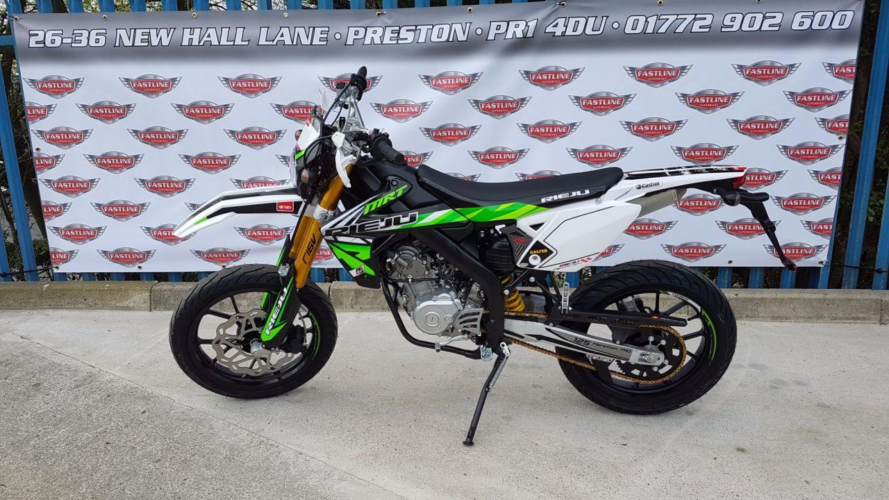 Rieju mrt 50 pro sm 163 2999 00 new motorcycle - Rieju Mrt 50 Pro Sm 163 2999 00 New Motorcycle Used 2017 Rieju Marathon 125
