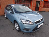 USED 2009 58 FORD FOCUS 1.6 TDCI STYLE 5d  REAL BARGAIN - GREAT MPG