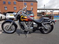 2008 HONDA NV400 Shadow Custom Cruiser £3499.00