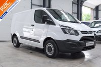 USED 2014 64 FORD TRANSIT CUSTOM 2.2 290 LR P/V 1d 99 BHP