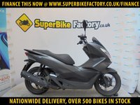 USED 2015 15 HONDA PCX125 EX2-F  GOOD & BAD CREDIT ACCEPTED, OVER 500+ BIKES