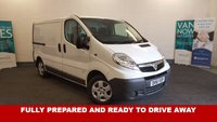 USED 2011 61 VAUXHALL VIVARO 2.0 CDTI 2900 +Parrot Phone Kit+2 Sliding Doors+Reversing Sensors+ **Drive Away Today** Over The Phone Low Rate Finance Available, Just Call us on 01709 866668