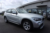 USED 2011 11 BMW X1 2.0 XDRIVE18D SE 5d 141 BHP LOW DEPOSIT OR NO DEPOSIT FINANCE AVAILABLE.