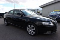 USED 2009 09 AUDI A6 2.0 TDI E SE 4d 134 BHP LOW DEPOSIT OR NO DEPOSIT FINANCE AVAILABLE.