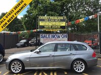2011 BMW 3 SERIES 2.0 320D EXCLUSIVE EDITION TOURING 5d 181 BHP £6499.00