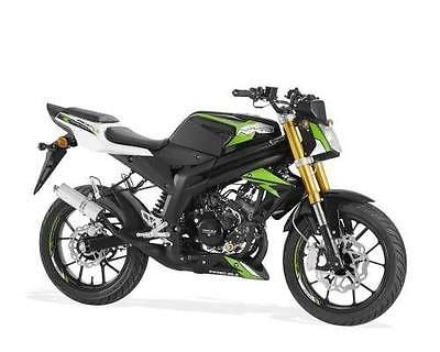 View our RIEJU RS3 50CC