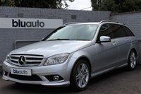 2009 MERCEDES C-CLASS  C220 2.1 CDI SPORT 5d AUTO 168 BHP £9840.00
