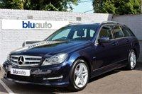 2011 MERCEDES-BENZ C 220 2.1 CDI BLUE EFFICIENCY SPORT ED125 5d AUTO 170 BHP £14655.00