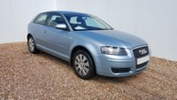 USED 2006 56 AUDI A3 1.6 SPECIAL EDITION 8V 3d 102 BHP