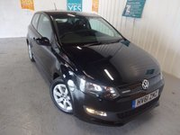 2011 VOLKSWAGEN POLO 1.2 BLUEMOTION TDI 3d 74 BHP £6995.00