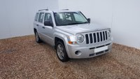 USED 2008 08 JEEP PATRIOT 2.4 SPORT 5d 168 BHP