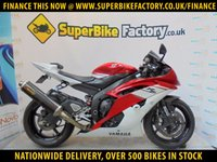 USED 2009 09 YAMAHA R6  GOOD & BAD CREDIT ACCEPTED, OVER 500+ BIKES