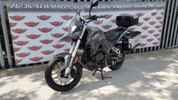 USED 2018 SINNIS TERRAIN 125 Adventure Bike An economical go anywhere machine