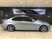 2010 BMW 3 SERIES 2.0 320D M SPORT 2d 181 BHP £10295.00