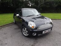 2007 MINI HATCH ONE 1.4 ONE 3d 94 BHP £SOLD