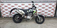 USED 2018 68 SINNIS Apache 125 Supermoto Road 125 Great looking learner legal machine