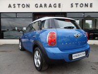 USED 2013 63 MINI COUNTRYMAN 1.6 COOPER D 5d ** 5 SEATER ** ** 1 OWNER * F/S/H * BLUETOOTH **