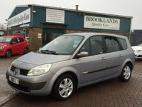 USED 2005 55 RENAULT GRAND SCENIC 1.9 DYNAMIQUE DCI 5d 120 BHP 7 Seater Great 7 Seater Family MPV Previously sold by Brooklands Air Con MOT December 2018