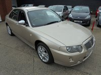 USED 2004 04 ROVER 75 1.8 CONNOISSEUR SE 4d 118 BHP