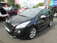 USED 2013 13 PEUGEOT 3008 2.0 HDI ALLURE 5d AUTO 163 BHP AUTOMATIC DIESEL..PANORAMIC ROOF