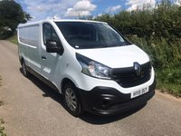 2015 RENAULT TRAFIC LL29 BUSINESS DCI S/R P/V £9995.00
