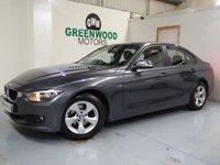2013 BMW 3 SERIES 2.0 320d EfficientDynamics 4dr (start/stop) £9494.00