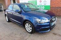 2013 AUDI A1 1.6 SPORTBACK TDI SE 5d 105 BHP £8799.00