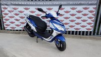USED 2017 SINNIS Shuttle 125 Scooter Very popular scooter, updated, now with fuel injection