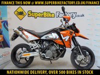 USED 2007 07 KTM SUPERMOTO 950 LC8  GOOD & BAD CREDIT ACCEPTED, OVER 500+ BIKES