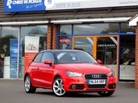 USED 2014 64 AUDI A1 1.6 TDi SPORT 3dr * Pan Roof & Upgrade Alloys *