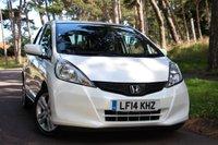 USED 2014 14 HONDA JAZZ 1.3 I-VTEC ES PLUS 5d AUTO
