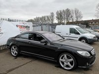 USED 2010 10 MERCEDES-BENZ CL 5.5 CL500 2dr LOW MILES!+FULL LEATHER