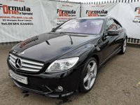 2010 MERCEDES-BENZ CL