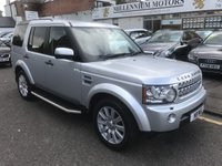 2011 LAND ROVER DISCOVERY 3.0 4 SDV6 HSE 5d AUTO 255 BHP £21000.00