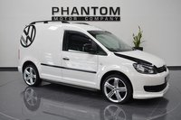 USED 2013 63 VOLKSWAGEN CADDY 1.6 C20 PLUS TDI STARTLINE 1d 101 BHP