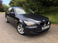 2007 BMW 5 SERIES 2.0 520D SE 4d AUTO 161 BHP PLEASE CALL TO VIEW £8000.00