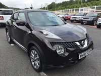USED 2016 65 NISSAN JUKE 1.5 TEKNA DCI 5d 110 BHP Sat Nav, 360 surround cameras, leather, climate & more. One owner 10,000 miles