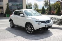 USED 2014 14 NISSAN JUKE 1.5 DCI TEKNA 5d FSH - 33K - H/ LEATHER - NAV