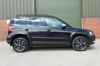 USED 2014 64 SKODA YETI 2.0 OUTDOOR ELEGANCE TDI CR 5d 168 BHP SAT NAV, HEATED SEATS, FULL SKODA SERVICE HISTORY
