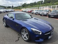 USED 2016 16 MERCEDES-BENZ GT 4.0 AMG GT PREMIUM 4.0 Bi-Turbo AUTO 456 BHP Premium & Night Packs, 20 inch alloys, glass roof plus more. Only 4,750 miles