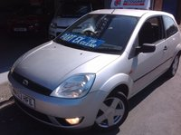 USED 2003 53 FORD FIESTA 1.4 FLAME 16V  ......PART EX TO CLEAR........New Clutch Fitted